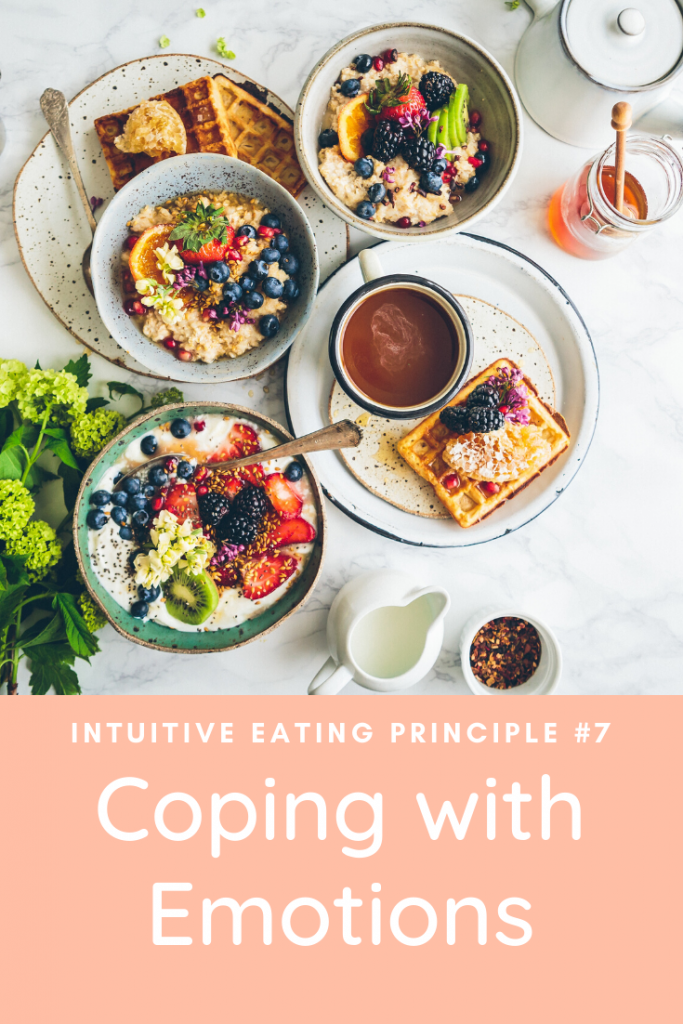 Intuitive Eating Principle #7