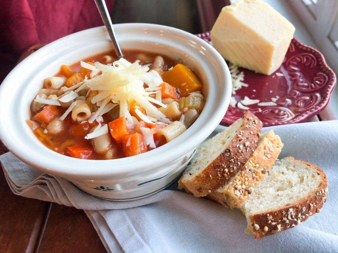 Comfort Minestrone Soup