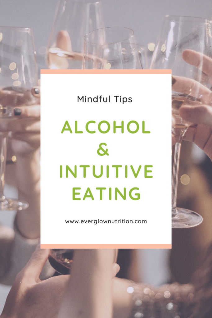 Intuitive Eating and Alcohol