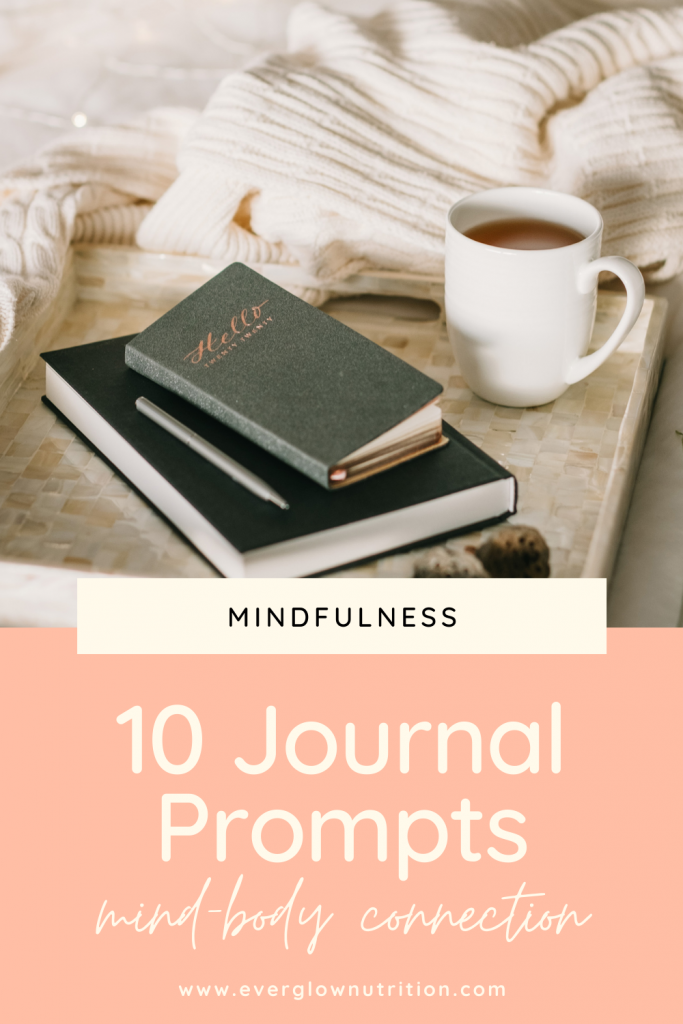 journal prompts mind body