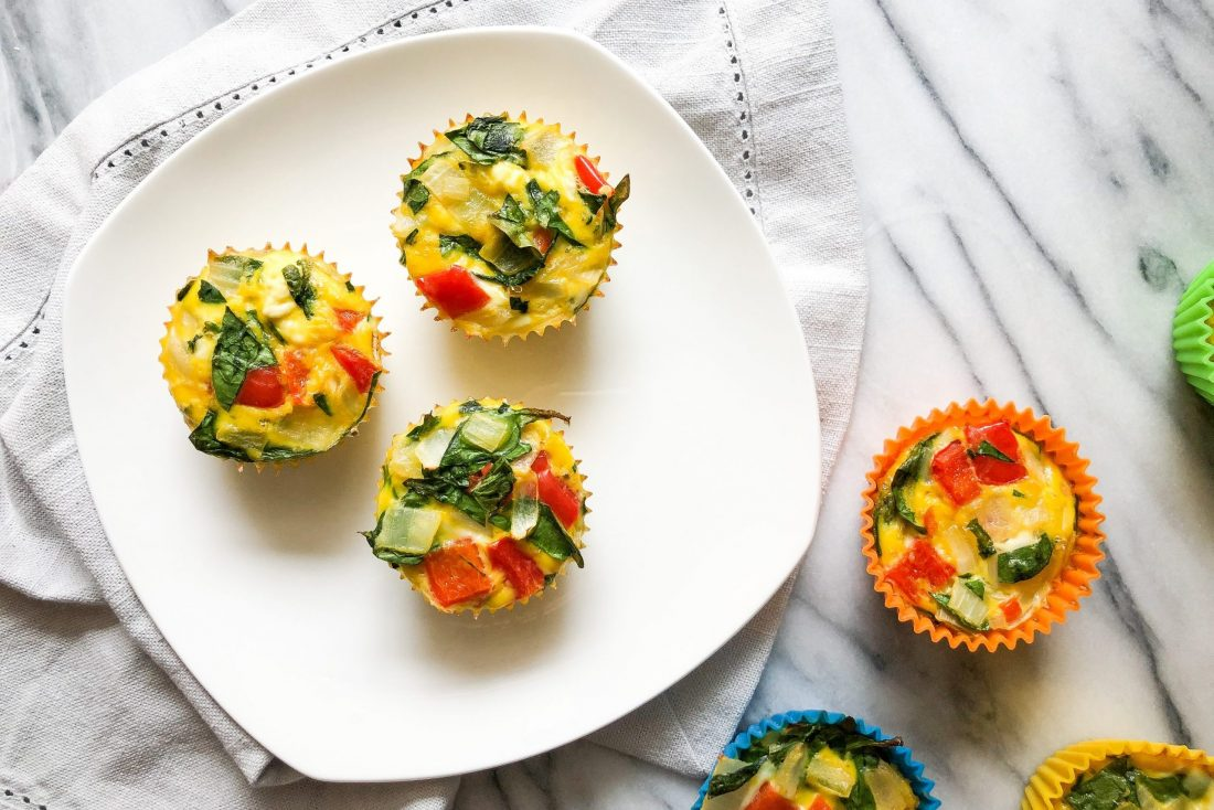 Meal Prep Egg Muffins