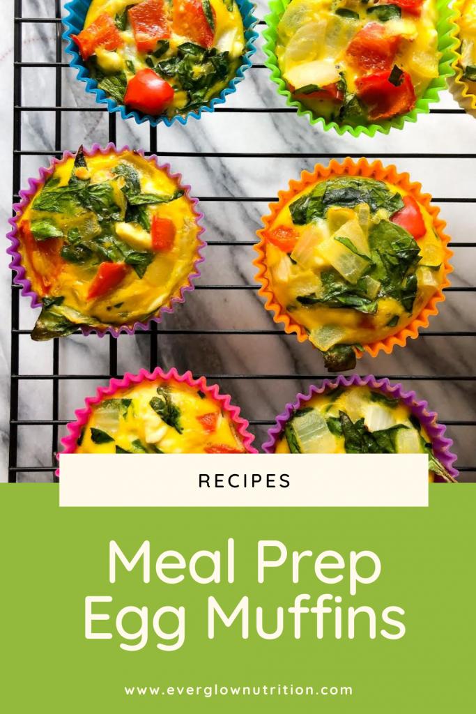 Meal Prep Egg Muffins