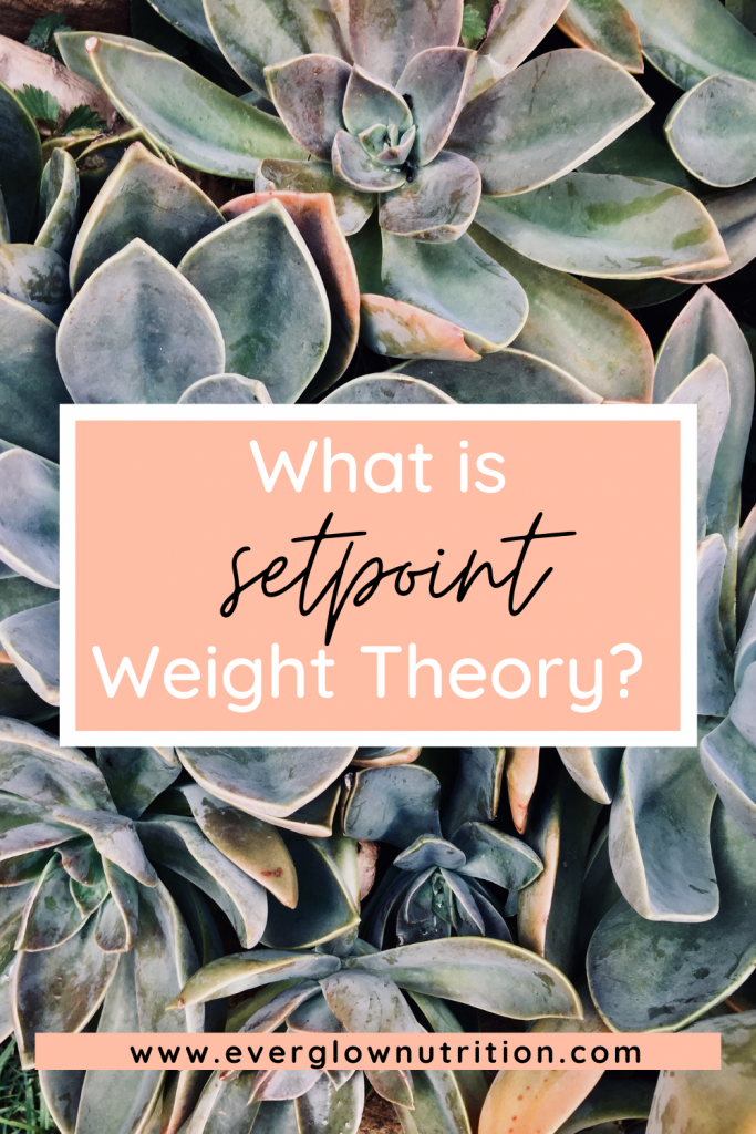 setpoint weight