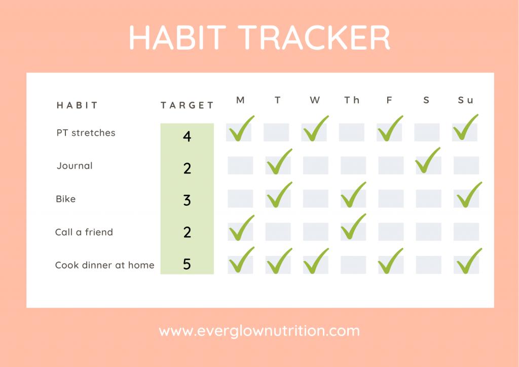 Habit Tracker Example