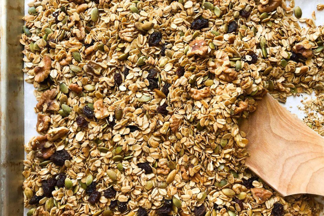 Super Seed Granola