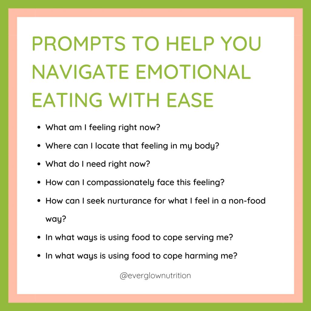 emotional hunger