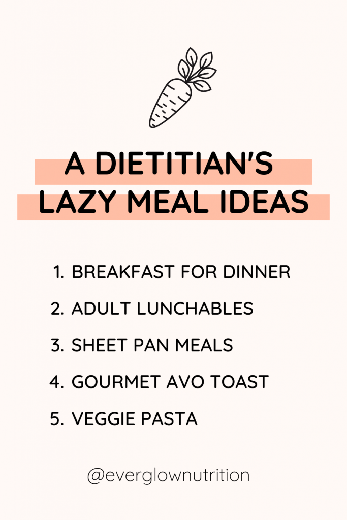 lazy-meal-ideas